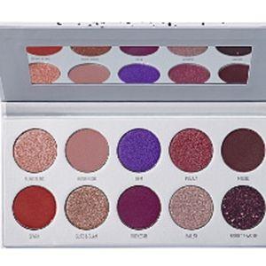 Morphe X Jaclyn Hill Bling Boss Eyeshadow Palette